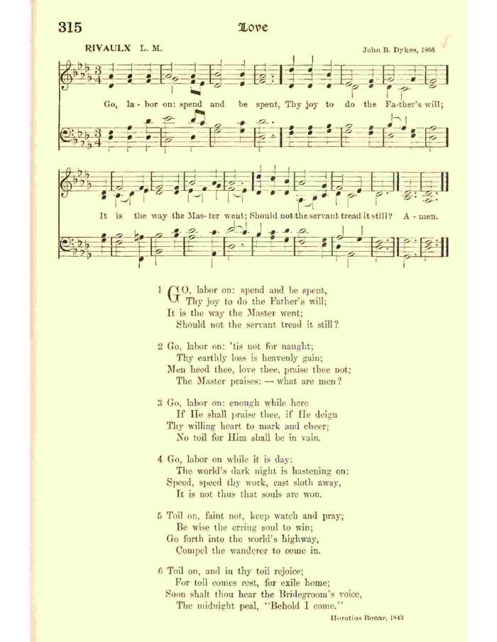 Hymns with missions references 1843 printed sheet music lyrics stopboris Choice Image