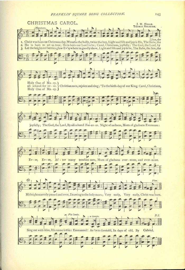 A Wish On Christmas Night by Jose Marie Chan w/ lyrics ...