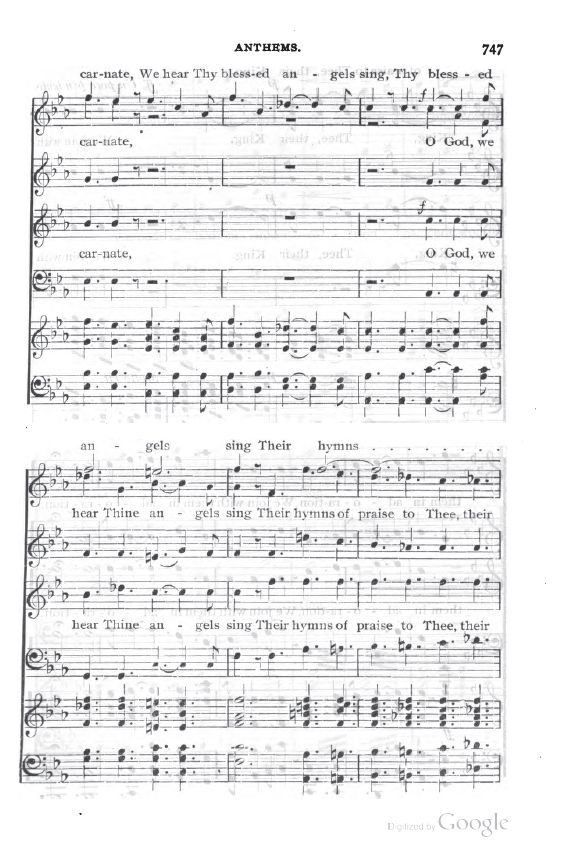 salvation belongs to our god sheet music pdf