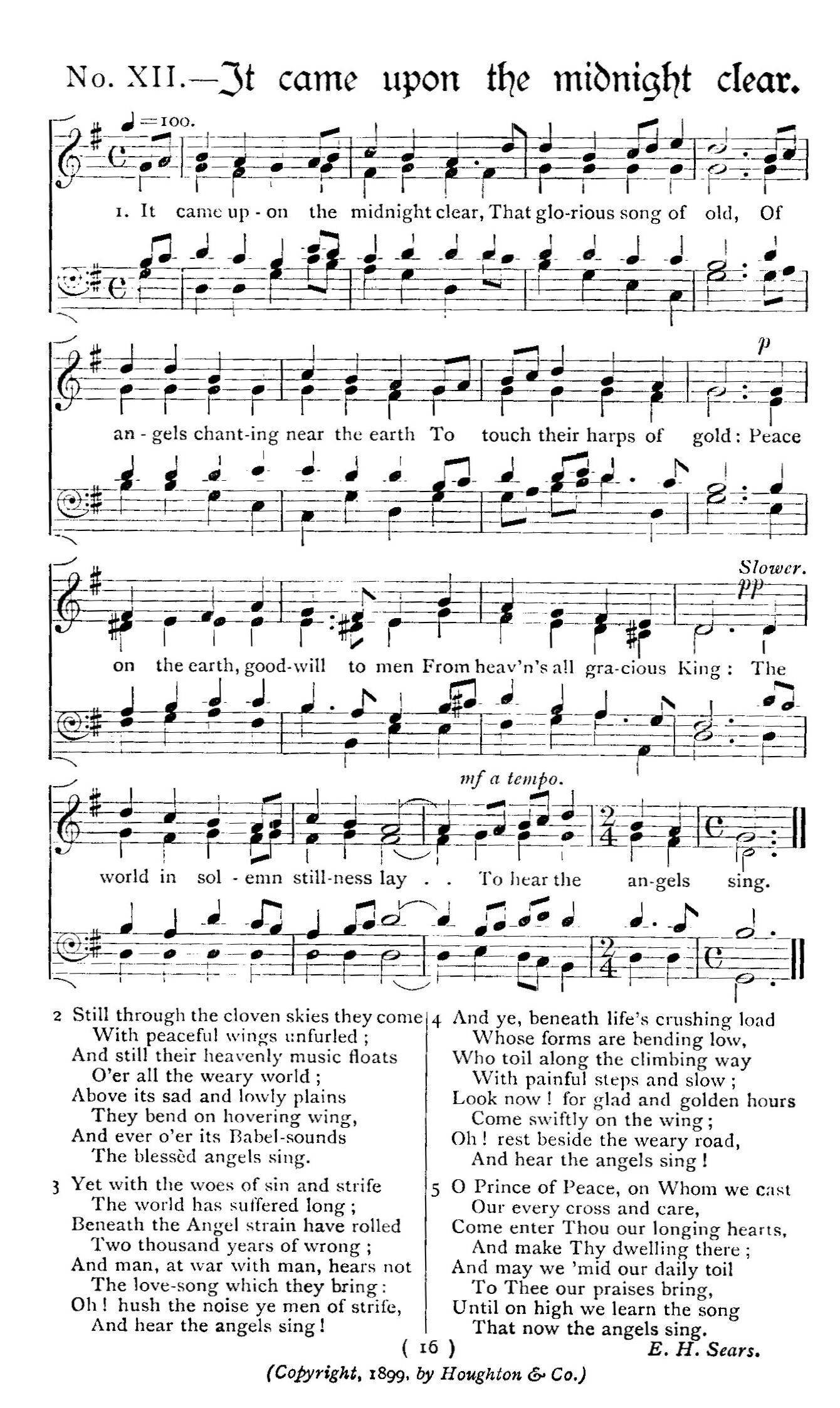 The wartburg hymnal chicago wartburg publishing house 1918 107