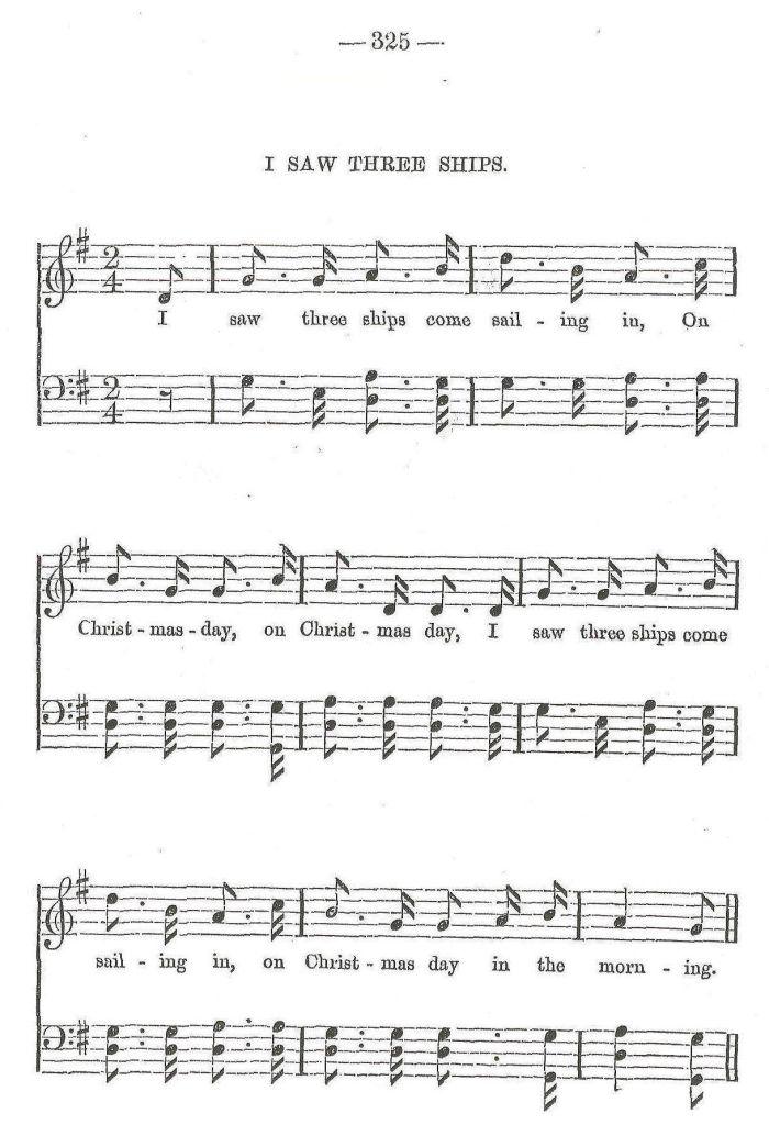 christmas carol songs and hymns