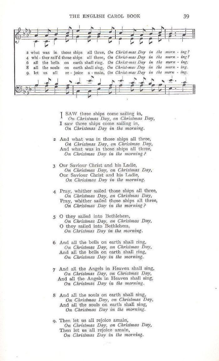 Carole King – Carol Of The Bells Lyrics | Genius Lyrics