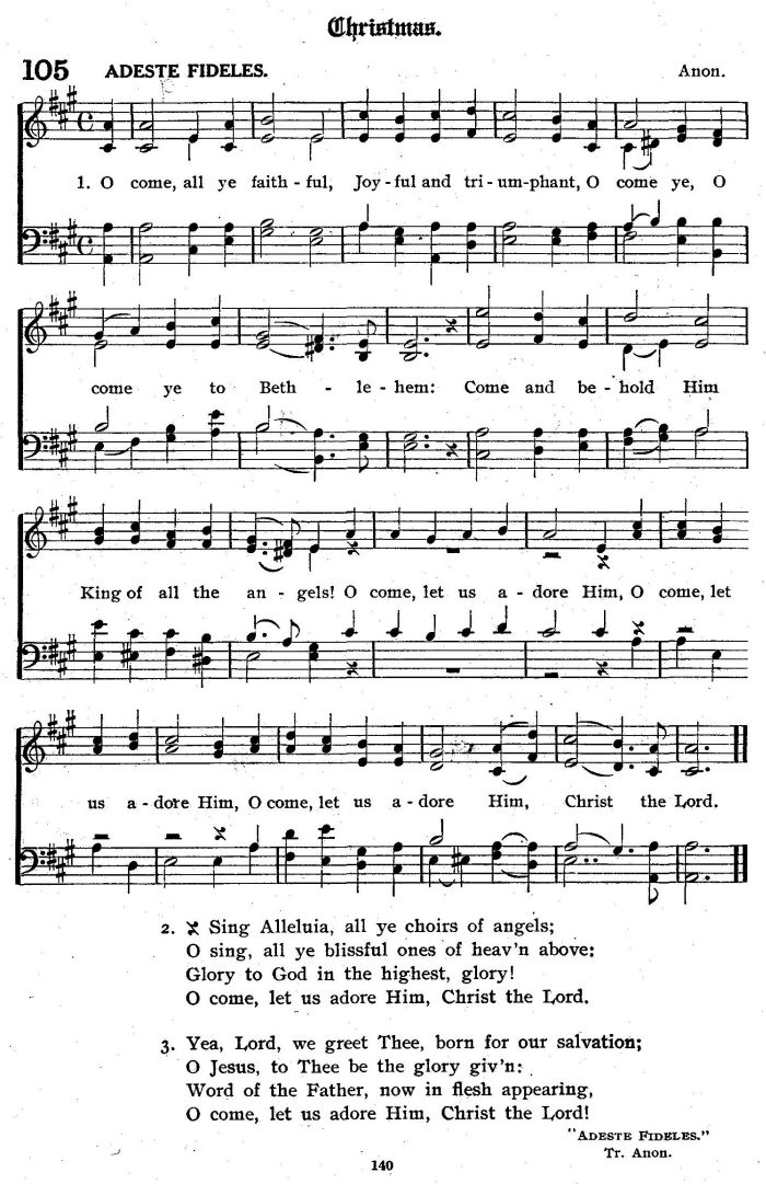 Index of /Hymns_and_Carols/Images/_Adeste_Fideles-Sheet_Music