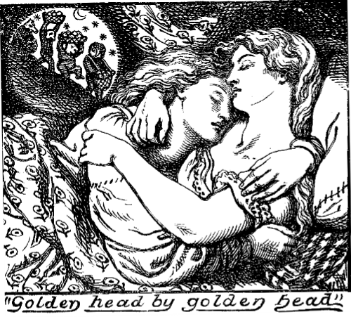 an analysis of goblin market a poem by christina g rossetti Christina rossetti (1830-1894) goblin market original text: christina rossetti, goblin market and other poems (cambridge: macmillan, 1862) end r673 g63 1862 fisher rare book library (toronto.