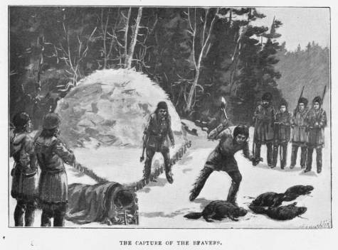 Winter Adventures Of Three Boys By Egerton R Young