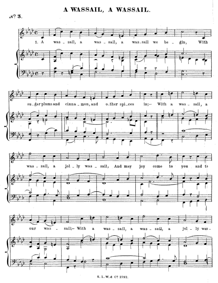 Violin silver bells violin sheet music : Table of Contents