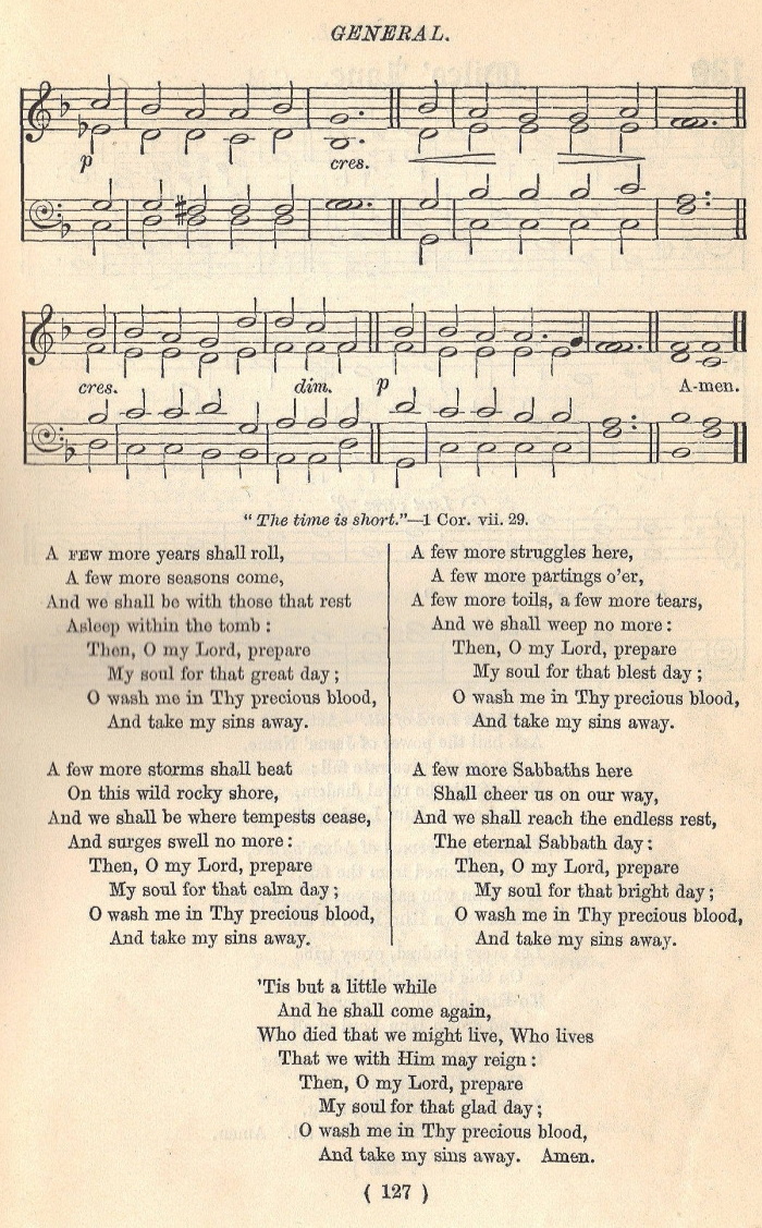 Table Of Contents 1931 Chevrolet Wiring Diagram Hymns And Carols Images Church Ss Hymn Book 1892 A Few More 129b