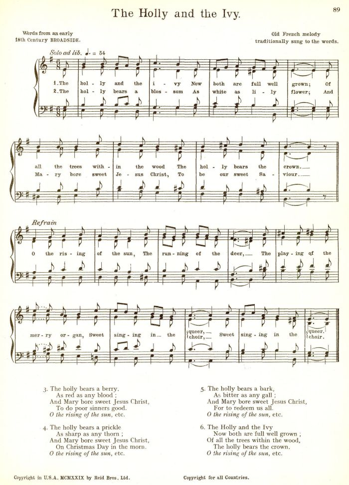19th Century Broadsides From Broadside Ballads Online: Sans Day Carol Sheet Music At Alzheimers-prions.com