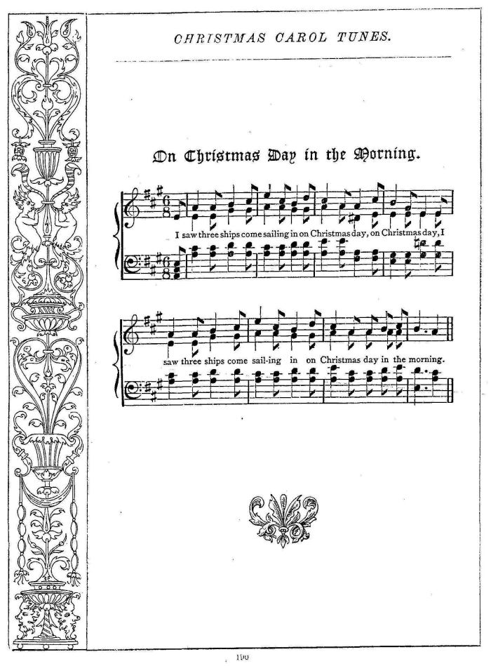 sheet music from henry ramsden bramley and john stainer christmas carols new and old london novello ewer co ca 1878 three parts midi noteworthy