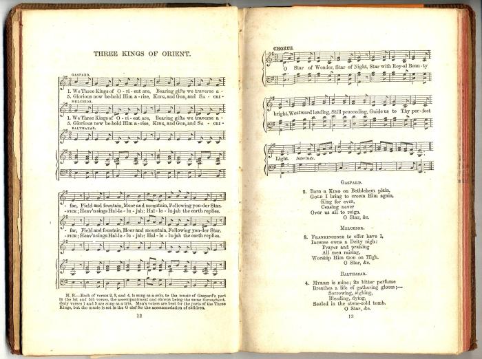 graphic regarding We Three Kings Lyrics Printable identified as We 3 Kings Of Orient Are