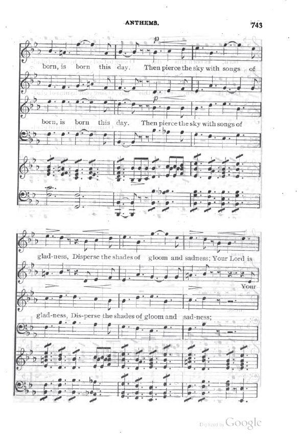 O Sing To God