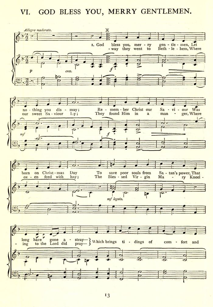 God bless the master of this house lyrics