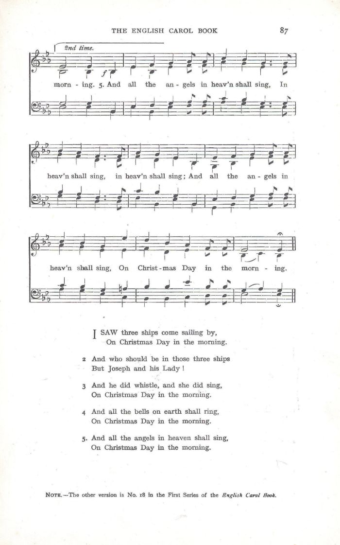 come on ring those bells sheet music pdf